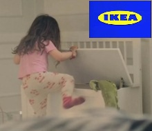 B-REEL Treatment IKEA reklamfilm