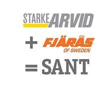 Pressmeddelande Starke Arvid/Fjärås