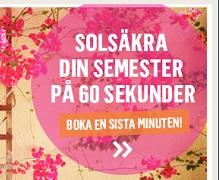 Nyhetsbrev Ving Solsäkra semestern